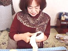 【無修正】絶倫痴熟女お婆ちゃん 松田セイ