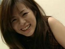 【無修正】微熟女の笑顔||