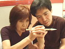 【無修正】森陽子 僕とお婆ちゃん~超熟女の蘇る性欲~