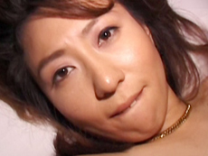 【無修正】田辺由香利 網タイツ熟女とセックス