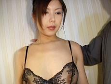 【無修正】淫乱巨乳教師 朝丘まりん6