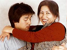 【無修正】岩崎千鶴 初裏無修正!巨乳絶倫超熟女