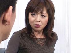 ダイスキ!人妻熟女動画 :カワイイ系の五十路母と息子の濃厚近●●姦セックス! 赤井寿子