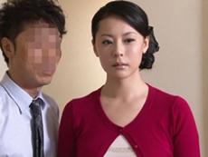 キレイな人妻熟女動画 :夫の出張中、夫への秘密をネタに自宅で寝取られる巨乳妻! 愛田奈々