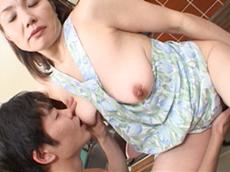 裏・桃太郎の弟子 :【無修正】禁断の関係 完熟母の裸エプロン 相田紀子