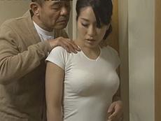 熟女ストレート :嫌悪感しかない義父でしか濡れなくなった嫁の巨乳人妻! とみの伊織