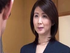 キレイな人妻熟女動画 :「こんなおばさんだけど、本当にいいの?」叔母と甥っ子が愛欲不倫セックス! 吉岡奈々子