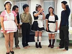 オバタリアン倶楽部 :【無修正】vol.2五十路メイドがご奉仕 小磯みどり