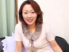 オバタリアン倶楽部 :【無修正】セフレ10人でも足りない貧乳熟女 藤田恵美