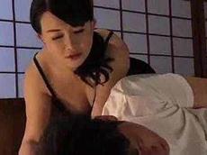 人妻会館 :【浅井舞香】 じっとしててちょうだいね!気持ち好くしてあげる!