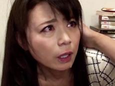 キレイな人妻熟女動画 :夫から乱暴に扱われれば扱われるほどイヤらしくなっていくドM四十路妻! 三浦恵理子