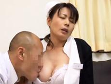 ダイスキ!人妻熟女動画 :息子の医大進学を忖度してもらう代わりにカラダを捧げる四十路の看護婦長 三浦恵理子