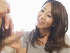 熟女動画だよ :息子の朝立ちに欲情してパイズリとフェラしちゃった母親 藤下梨花