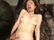 ダイスキ!人妻熟女動画 :五十路の大物ジャズシンガーがハメ潮セックスで顔射されお掃除フェラまでやってのける!