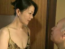 ダイスキ!人妻熟女動画 :【ヘンリー塚本】夫亡きあと、セックスの相手は65歳の義父 円城ひとみ