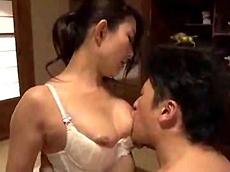 人妻会館 :【一色桃子】 お父さんにそっくりなのね!責められたいの?