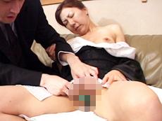 裏・桃太郎の弟子 :【無修正】喪服未亡人ファック 刹那愛