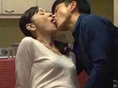 人妻会館 :【香澄麗子】 親父はよく眠っているよ!僕はまだ物足りないんだ!