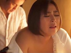 キレイな人妻熟女動画 :夫の後輩に犯されるも、いつしか虜になっていくぽっちゃり四十路妻 小松千春