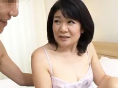 ダイスキ!人妻熟女動画 :【初撮り】可愛さの残る五十路妻だが蓋を開けてみたらやっぱりドスケベだったw 相葉昌子