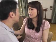 ダイスキ!人妻熟女動画 :昔好きだった男が急に現れ、家庭生活が音を立てて崩れていく四十路妻 三浦恵理子