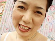 裏・桃太郎の弟子 :【無修正】波純子 美貌は健在!快楽を求める五十路