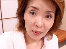 裏・桃太郎の弟子 :【無修正】四十路熟女の極上アナル舐め 西本綾子