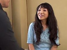 ダイスキ!人妻熟女動画 :肉欲に飢えたスレンダーな五十路マダムが出張ホストの肉棒にソッコー喰らいつく!