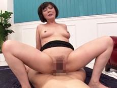 ダイスキ!人妻熟女動画 :禁欲させられたあとに見るチ◯ポに過剰反応し、マ◯コに突き刺され悶絶! 円城ひとみ
