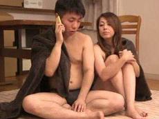 人妻会館 :【風間ゆみ】 今夜は二人きりね!寝かさないわよ!