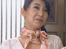 熟女ストレート :久し振りに会った四十路熟女の巨乳叔母さんと行き成り凄テクで即セックス! 香取さやか
