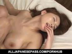 裏蕩劇場 :【無修正】極太高速ピストンに喘ぐ淫乱巨乳熟女!