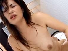 裏・桃太郎の弟子 :【無修正】志村玲子 初裏 第三弾 ハメ狂う熟女