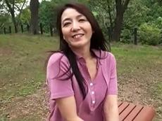 ダイスキ!人妻熟女動画 :宮城・松島でナンパした48歳奥さんをホテルに連れ込みハメ撮り成功!