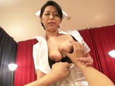 ダイスキ!人妻熟女動画 :四十路の痴女ナースに巨根ぶち込み濃厚セックス! 片岡なぎさ