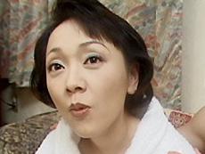 裏・桃太郎の弟子 :【無修正】激しくないとセックスじゃない!二重美四十路