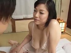 ダイスキ!人妻熟女動画 :一日中息子とセックスしまくって、何度もイカされる四十路の熟女母! 児玉るみ