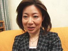 裏・桃太郎の弟子 :【無修正】島野さき 初裏 52歳 まるで生娘のような熟女