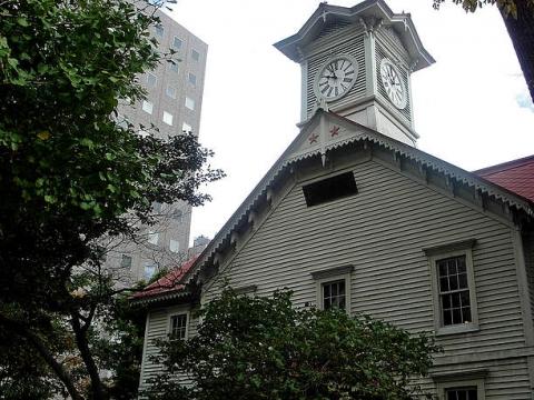 2札幌市時計台