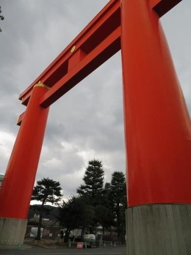 2016 12 23 平安神宮(京都)