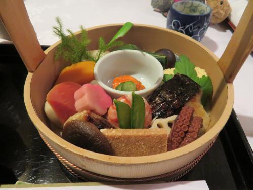 2016 12 23 京料理 六盛さん (京都)
