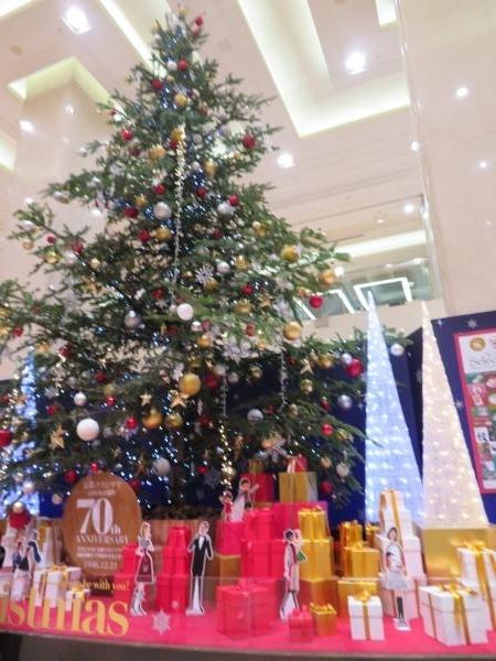 今日の一枚 クリスマスツリー