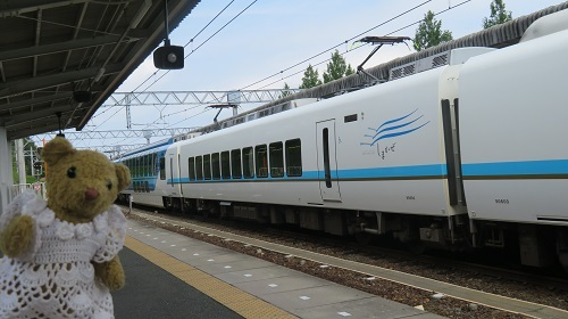 2017 7 28 伊勢 鳥羽 賢島駅