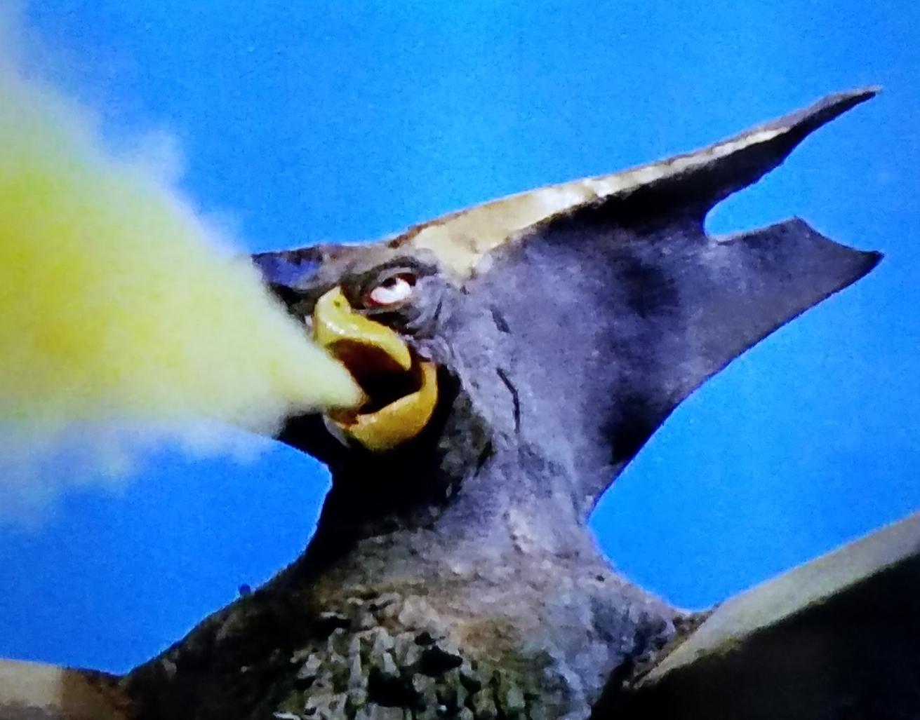 「無料イラスト ギエロン星獣」の画像検索結果