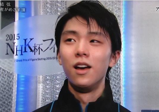 NHK杯インタ (1)