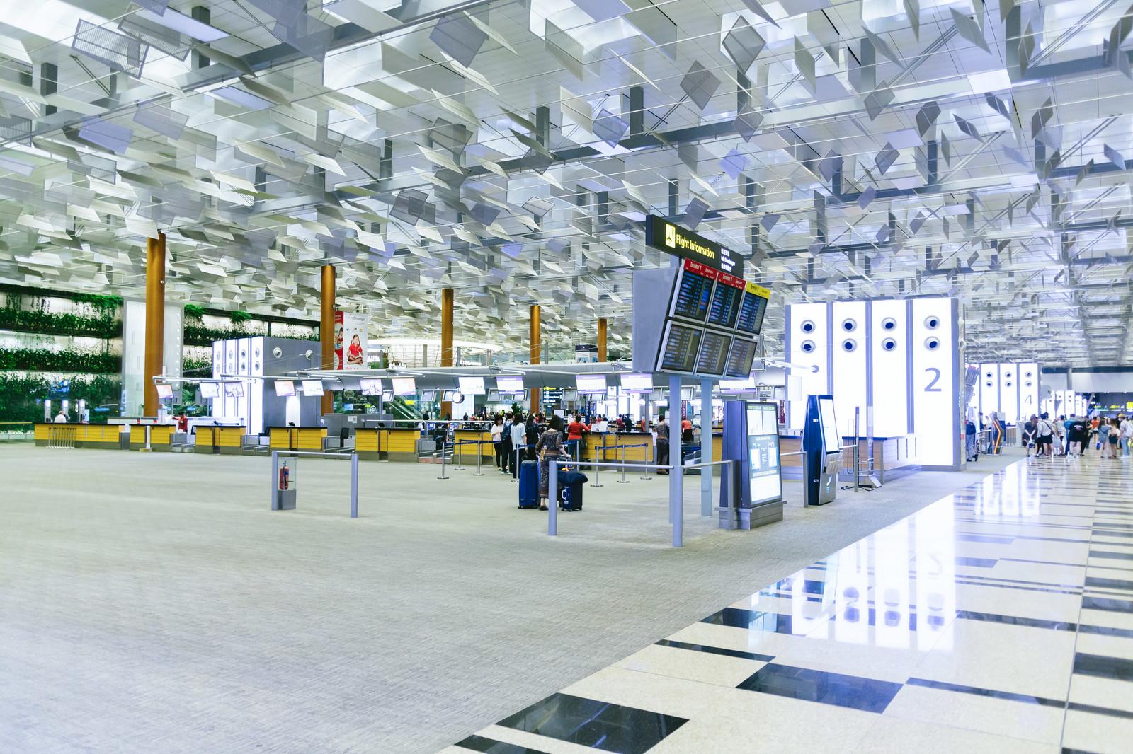 シンガポールチャンギ空港