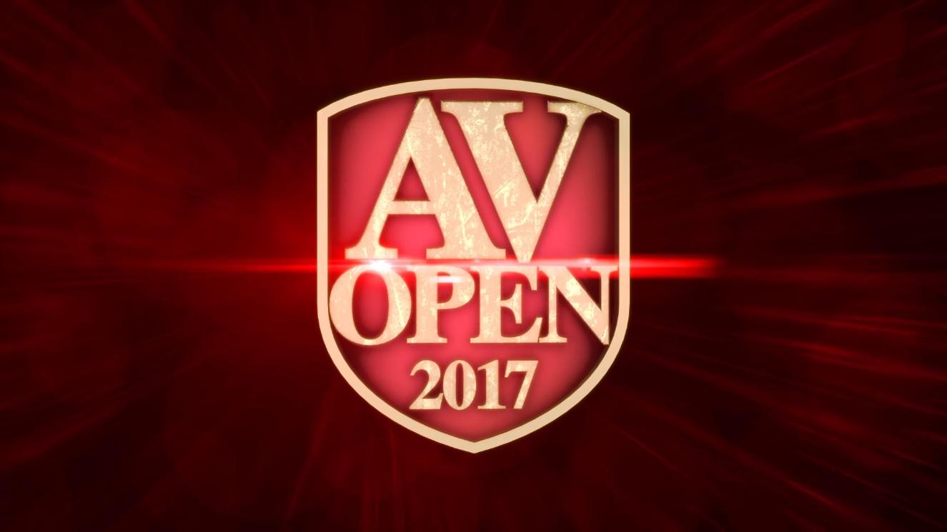 AVOPEN2017結果発表001