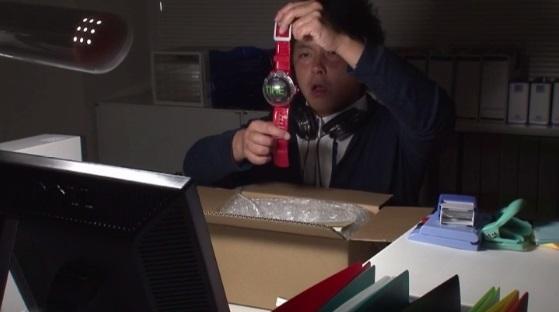時間を止める腕時計010