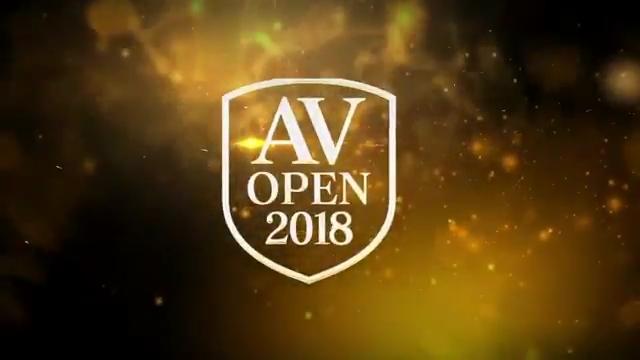 今年も開催決定 - AVOPEN2018001