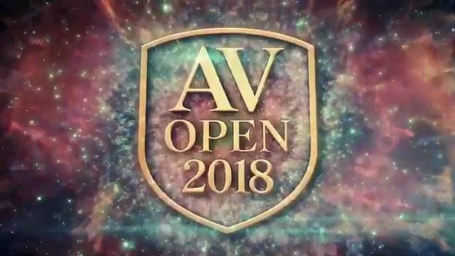 今年も開催決定 - AVOPEN2018005